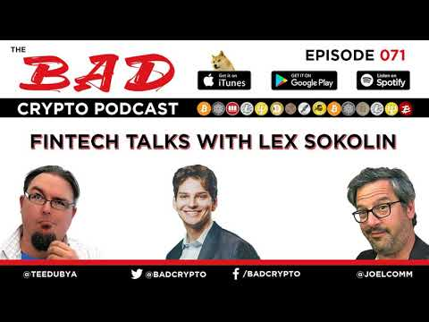 Fintech Talks with Lex Sokolin