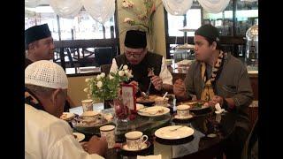 Rombongan UAS Visit lunch di Mangrove Paradise Resort