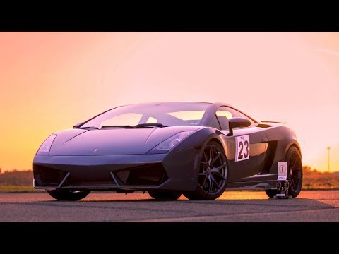 Download Youtube: STICK SHIFTING 2,000hp in a Lambo!