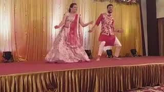 Aa Toh Sahi Couple Dance | Wedding Couple Dance Performance