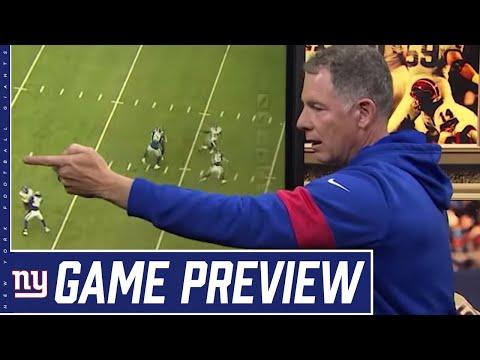 Giants vs. Patriots Week 6 Preview: Film Analysis, Shurmur & Golden Tate Speak & MORE