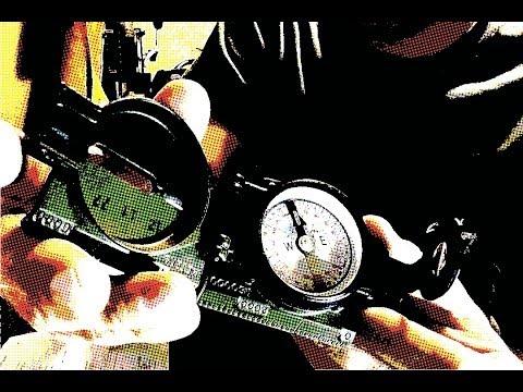 U.S. Military Lensatic Compass