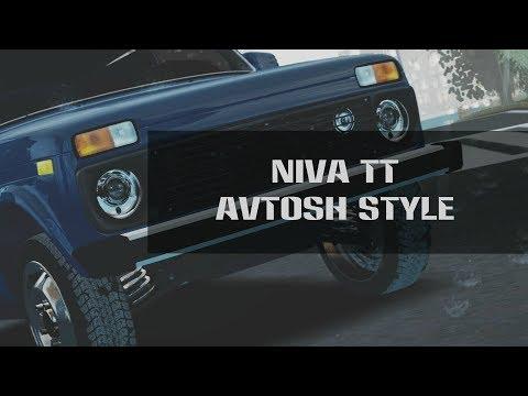 GTA IV Niva Avtosh Style