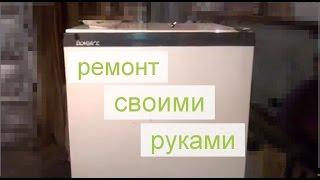 Onini Donbass. Bu termostatni o'rnini va sovuqni kavshar