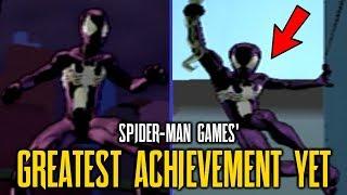The Greatest Achievement in Spider-Man Games (So Far)