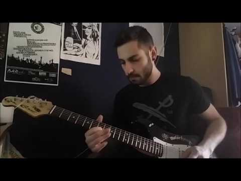 Cold - Sad Happy (Guitar Cover)