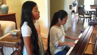 "Viviena Wolfgramm w Leisina - Birdy ""No Angel"" Cover"