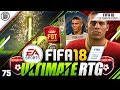 WE GOT 94 ICON RONALDO!!! FIFA 18 ULTIMATE ROAD TO GLORY! #75 - #FIFA18 Ultimate Team
