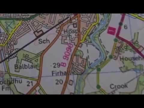 OS Maps: Understanding Symbols
