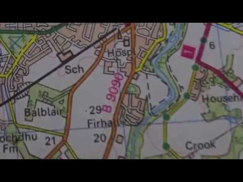 Os Maps Understanding Symbols Youtube