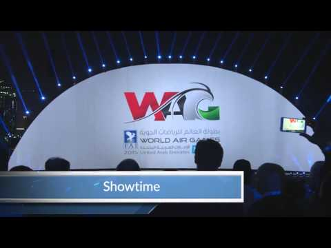 Dubai World Air Games Opening Ceremony 2015 - WAG