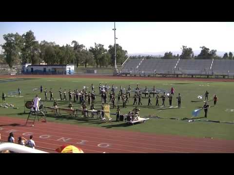 Desert Hot Springs High School Marching Band 2016 Pt. 1