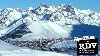 Alpe d'Huez - TRAILER HIVER 2016