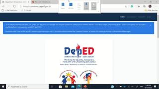 How to Activate Your DepEd Commons Account using your Official DepEd Office 365 Account