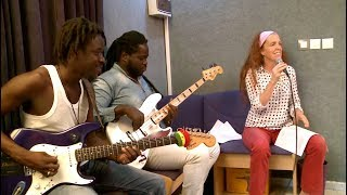 Ashley Maher - Singing Trees (Making Of) in Dakar, Senegal
