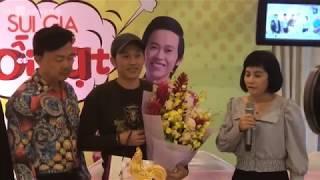 mừng sinh nhật lần thứ 48 của NSUT Hoài Linh - Chí Tài, Cát Phượng tổ chức sinh nhật bất ngờ