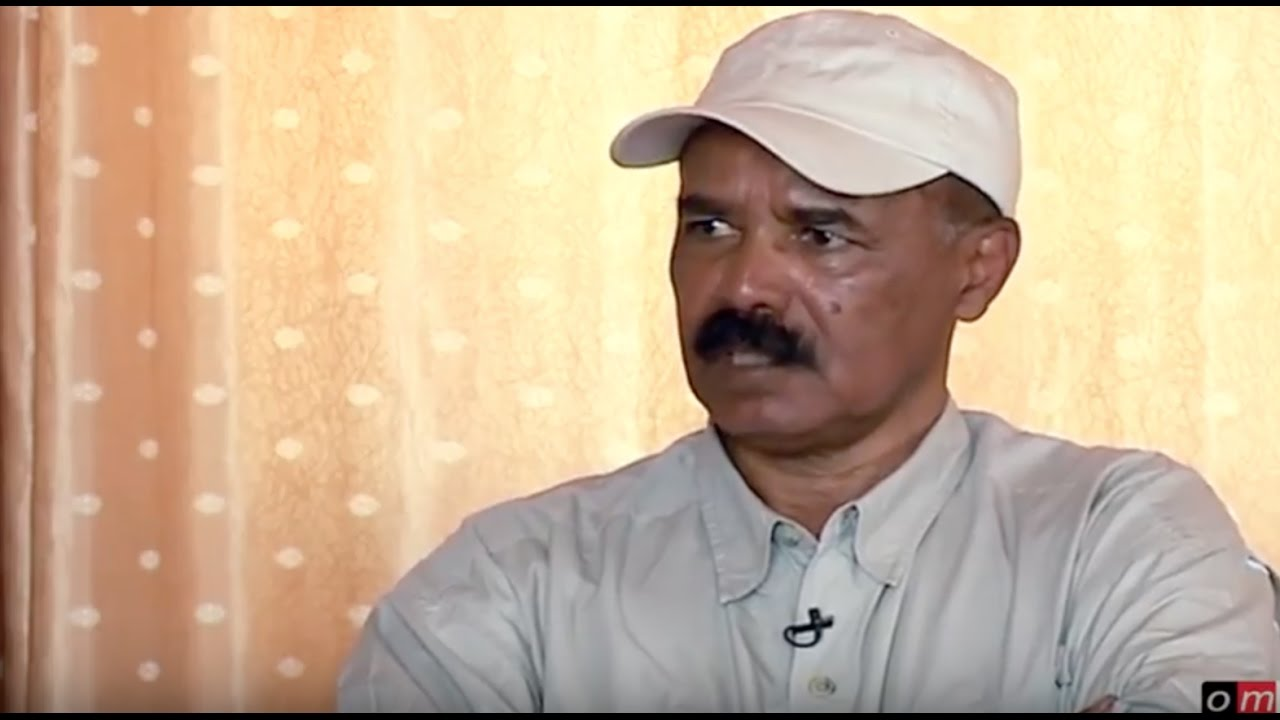 Image result for Must Watch: Oromia Media Network Exclusive Interview With Eritrea President Isaias Afwerki