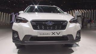 Subaru XV 1.6i AWD Swiss Plus (2018) Exterior and Interior