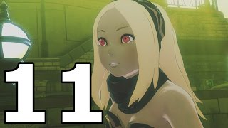 Gravity Rush 2 Walkthrough Part 11 - No Commentary Playthrough (PS4)