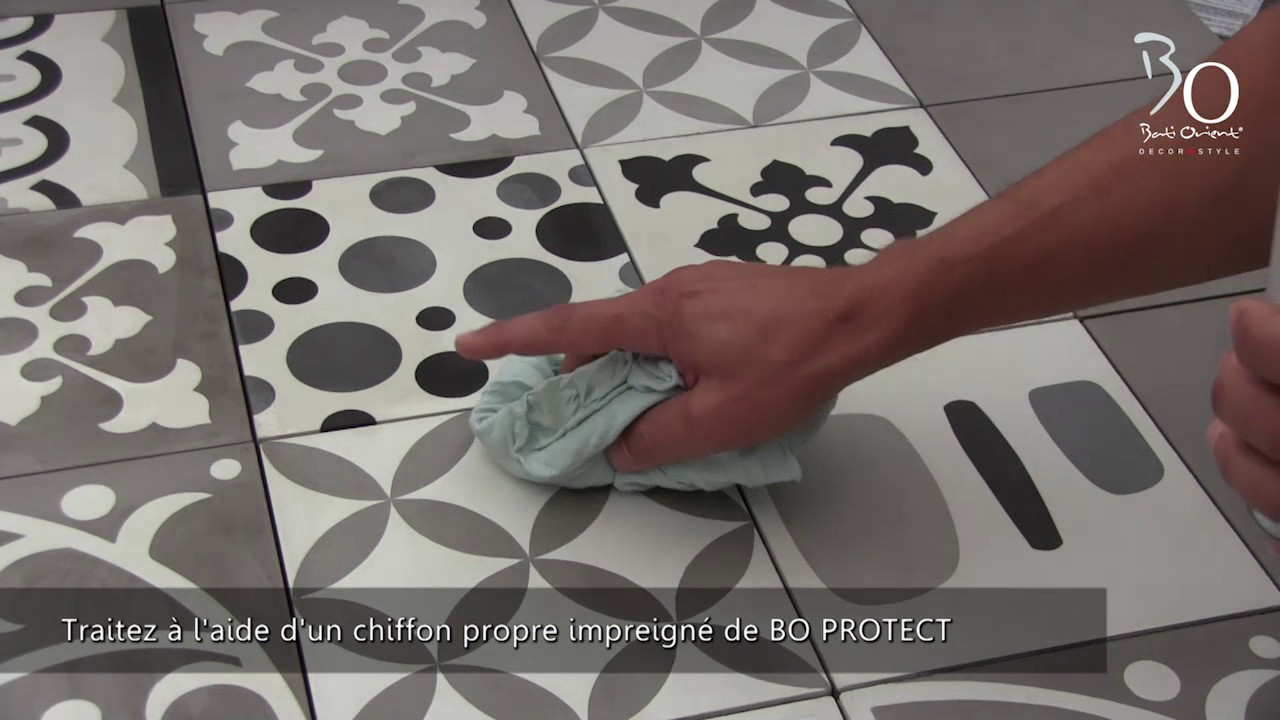 Tuto dimension carrelage pose carreau ciment youtube for Carrelage mural carreau ciment