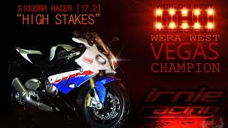 SuperStock S1000RR Racer: High Stakes - Police Chase [17.2] 60fps