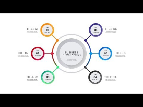 Create Modern Corporate Infographic in Illustrator - Adobe Illustrator Tutorial - In-depth