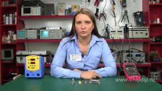 видео Выпрямление переменного тока с помощью выпрямительных диодов
