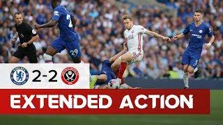 Highlights | Chelsea v Sheffield United | 12mins extended