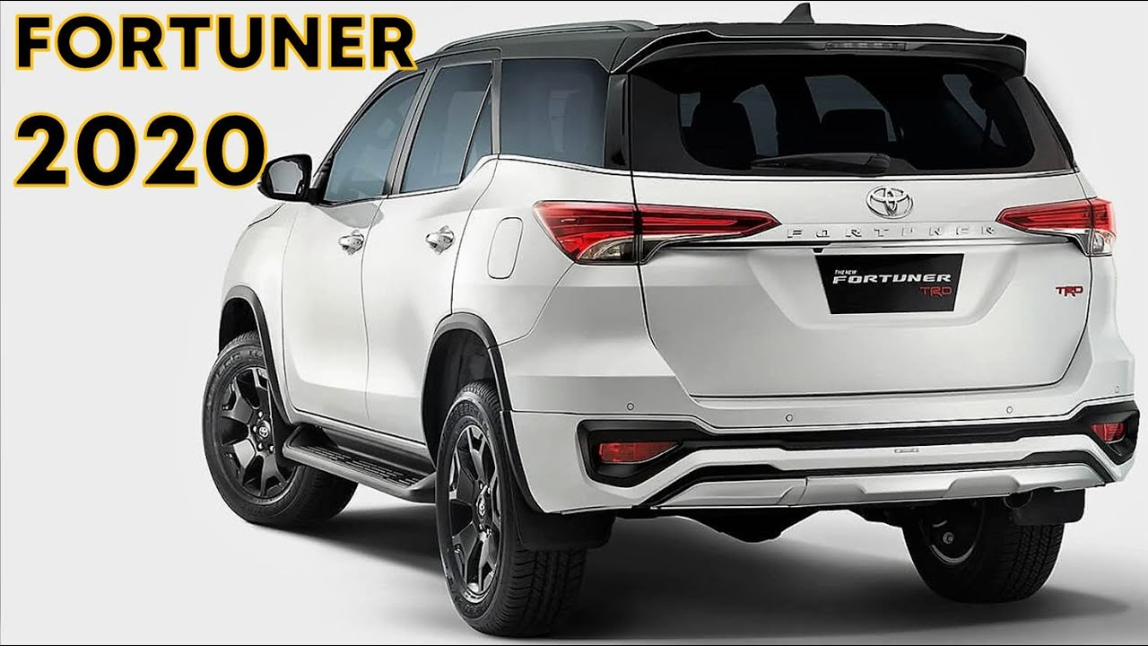 2020 toyota fortuner suv new features  price and other details