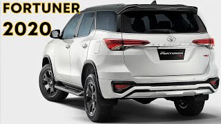 2020 TOYOTA FORTUNER SUV NEW FEATURES, PRICE AND OTHER DETAILS | NEW FORTUNER 2020