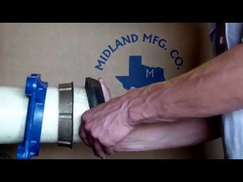 MIDCO Joint Restraint Installation