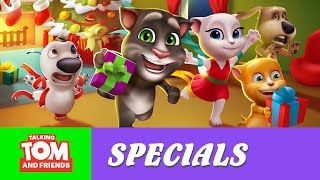 Talking Tom and Friends - The Best Year Ever