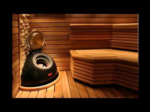 Дизайн сауны. - Design saunas.