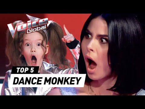 """Incredible """"DANCE MONKEY"""""""
