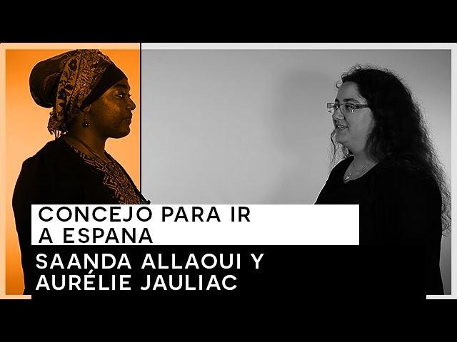 [Les Tutos Linguistiques] Consejo para ir a España - Saanda y Aurélie [Labo Vidéo]