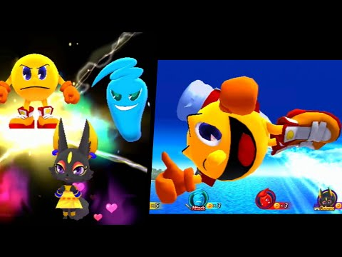 Pac-Man Party ... (Wii)