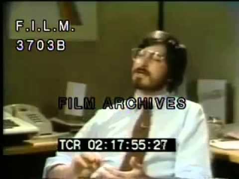 Steve Jobs TV interview about Silicon Valley 1982)