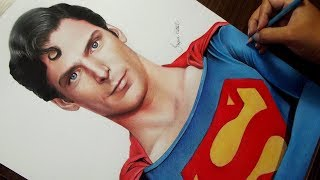 Desenhando o Superman (Christopher Reeve) - DC Comics