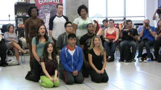 "Telly Leung sings ""All Good Gifts"" from Godspell"
