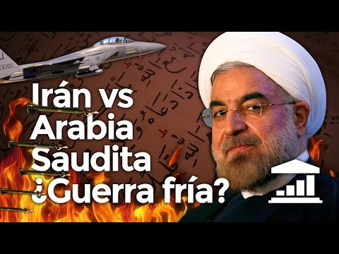 ¿Está IRÁN ganando terreno a ARABIA SAUDITA? - VisualPolitik