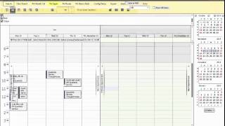 BILLMASTER Software - Calendar Scheduling