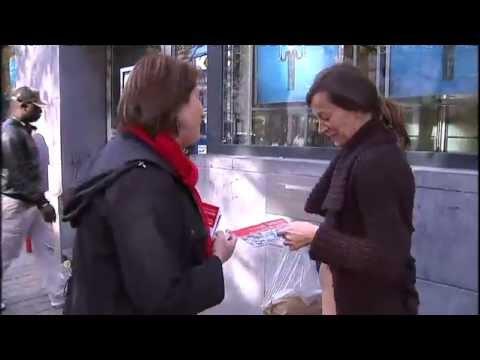 Download Ville de Bruxelles : Liste 11 PS-sp.a les candidats vont à la rencontre des citoyens