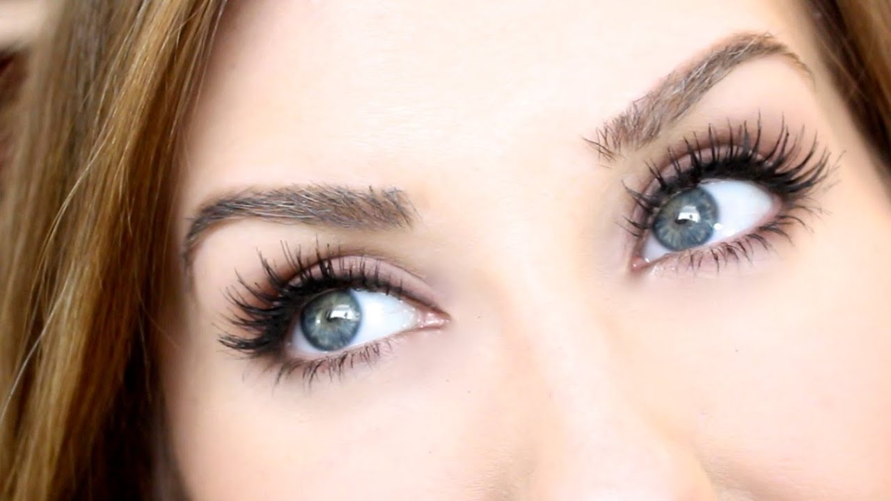 Best Most Natural Looking False Eyelashes