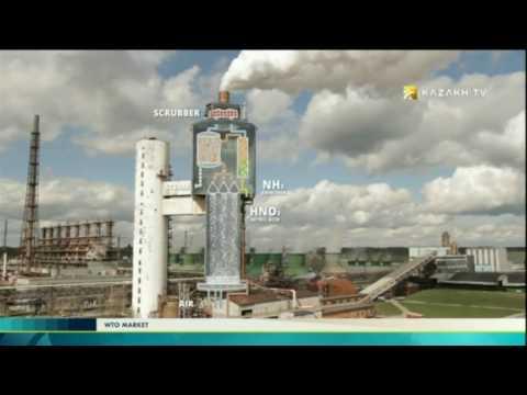 WTO market №10 (07.06.2017) - Kazakh TV
