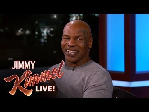 Mike Tyson Discusses Buster Douglas and Having Sex in a Japanese Hotel