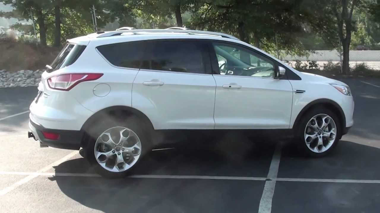 For sale 2013 ford escape titanium 4wd ecoboost stk 30050 www lcford com youtube