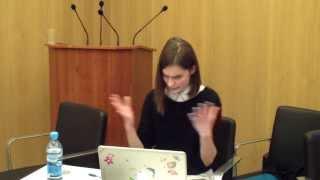 Мария Дудко: «Проблема проституции»(Представляем вашему вниманию лекцию, прочитанную на конференции