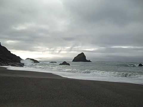 Navarro Beach Mendocino County