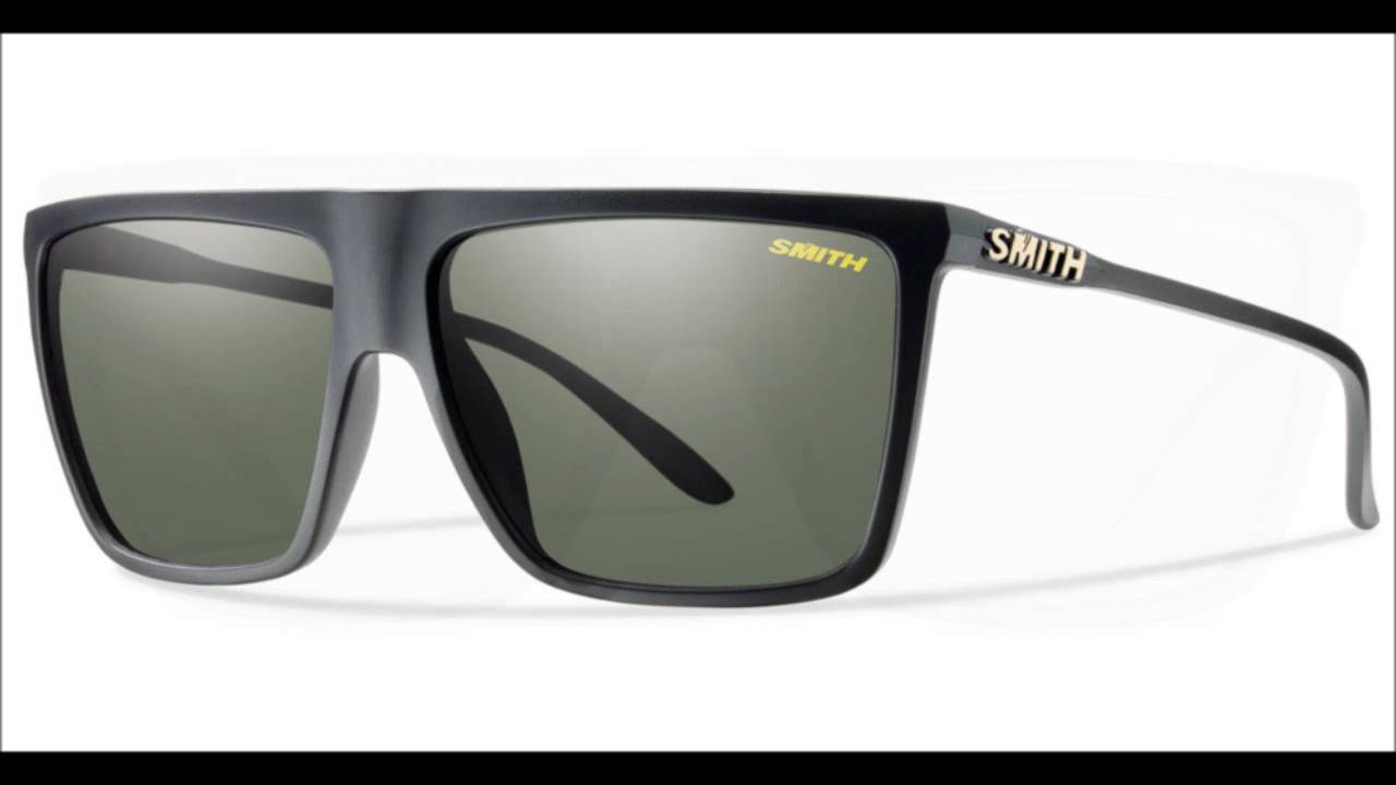 8e1c309fae13 Smith Cornice Polarized Sunglasses - Smith Archive Collection - YouTube