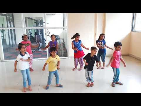 Zubi-Dubi Pampa Dance by Kids